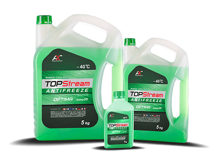 TOPStream «OPTIMA GREEN»