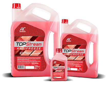 TOPStream «EXTRA RED»