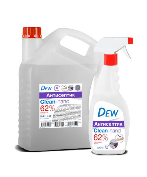 Dew Clean Hand