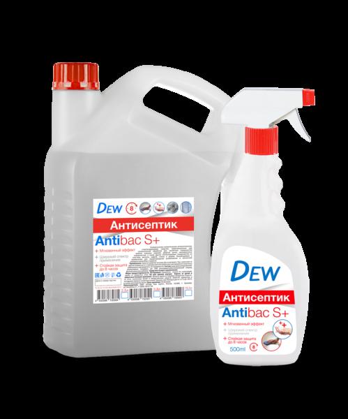 Dew AntiBac S+