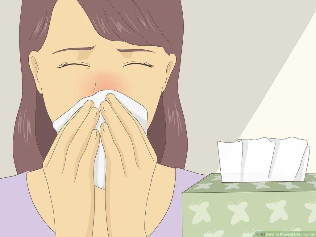 кашель и антисептика