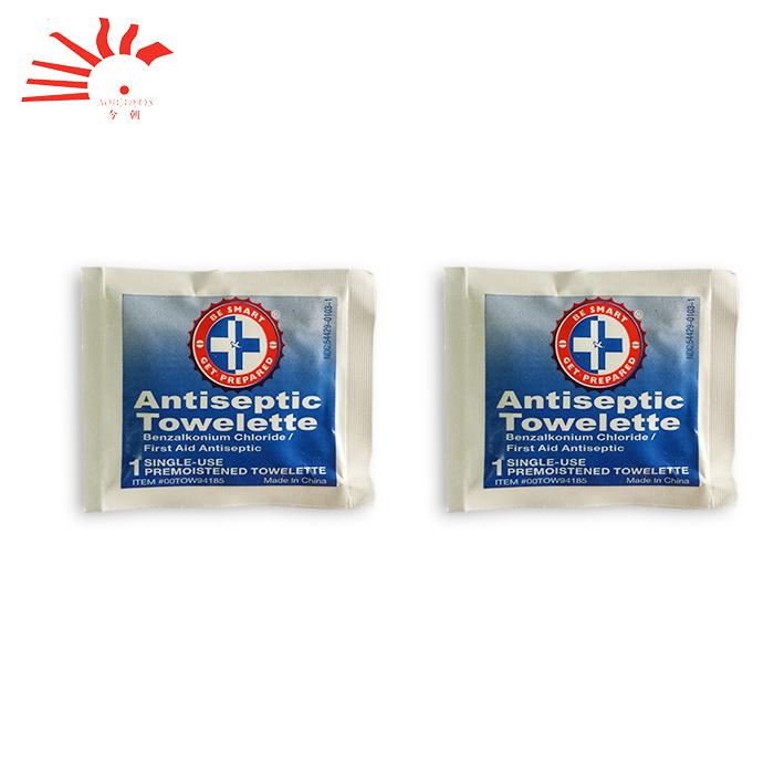 OEM-Benzalkonium-Antiseptic-Towelette