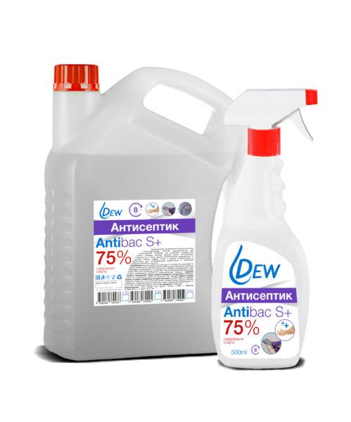 Dew AntiBac S+ 75%