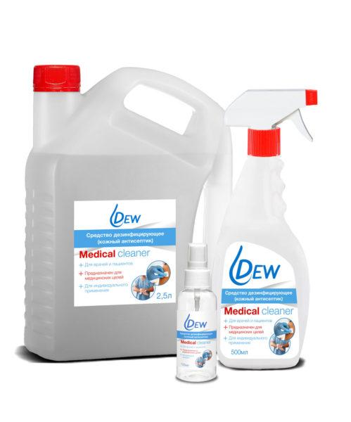 Dew Medical Cleaner